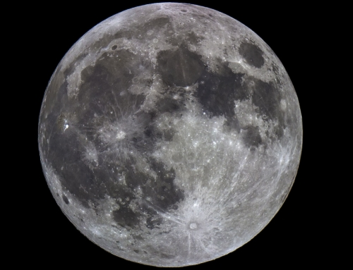 Biggest Supermoon since 1948 and When To See It UK