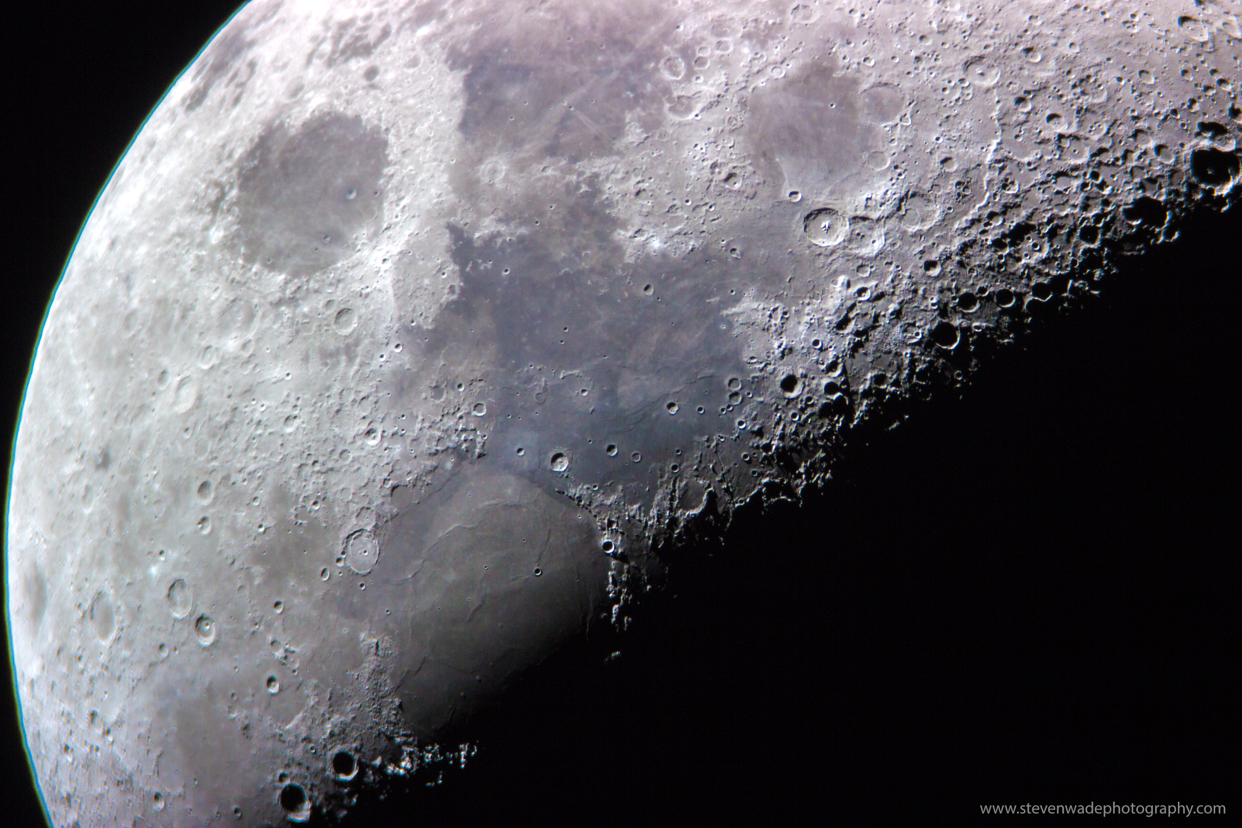 Skywatcher 200p Moon