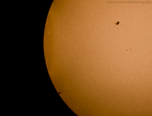 Planet Mercury Transit The Sun May 2016