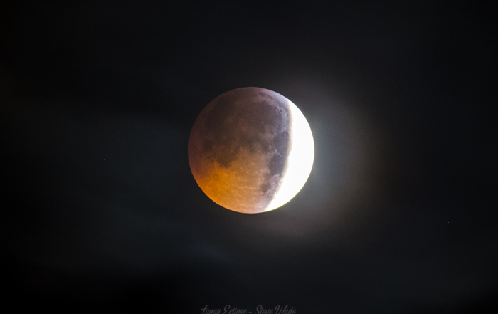 Lunar Eclipse Norfolk UK