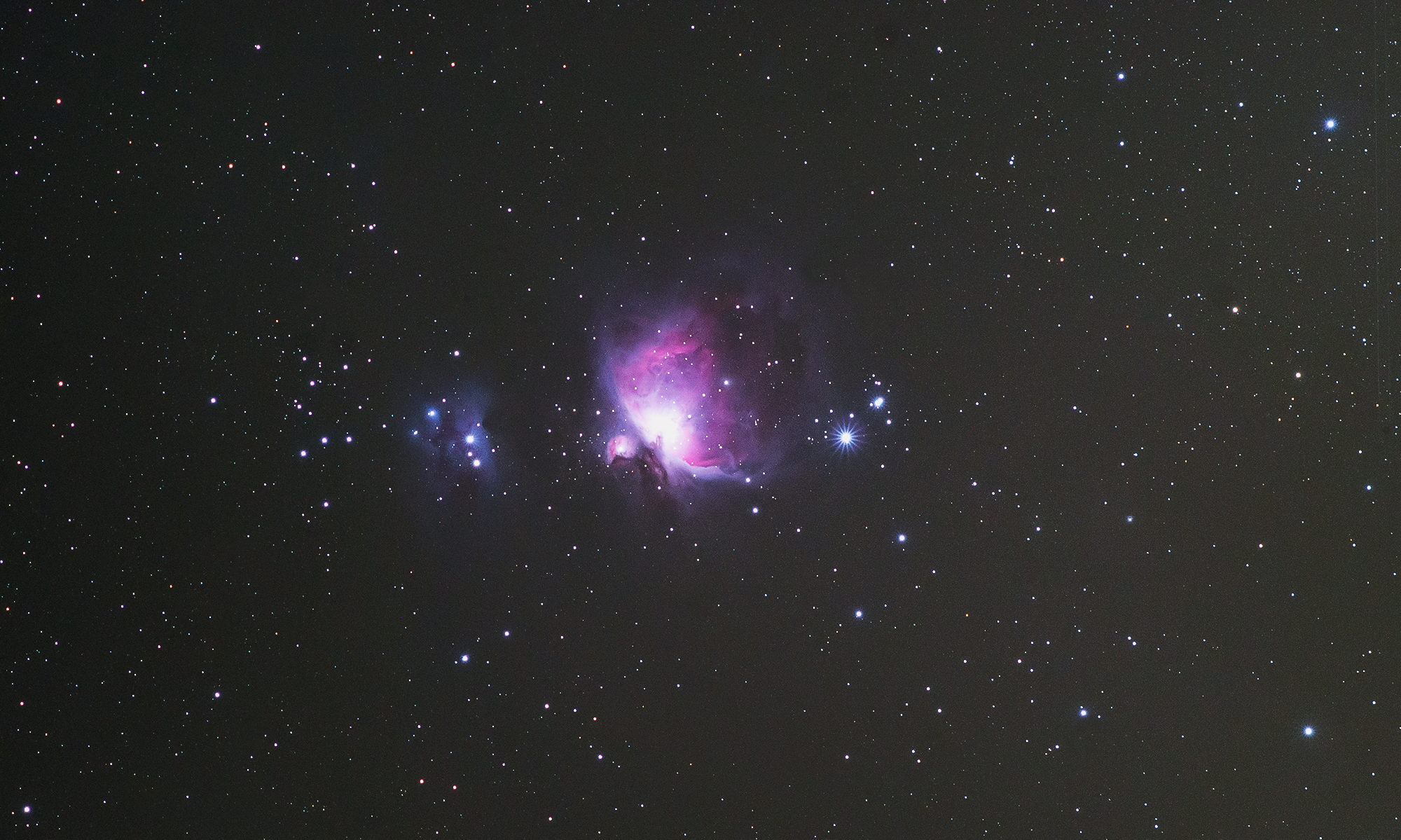 Astrophotography 300mm